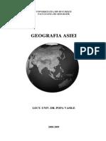 Geografia Asiei, Australiei Si Oceaniei