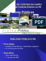 Obras Publicas TCU