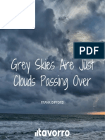 Grey Skies Frank Gifford Quote