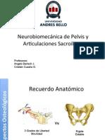 Neurobiomecanica de Pelvis