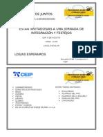 Invitación Jornada Festejos 10 Años Pmc