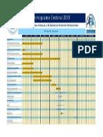 Cronograma Electoral 2015 - Tribunal Supremo Electoral de Guatemala