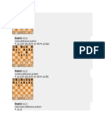 Chess Dot opening systems