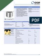 Ggb - Dp11 (Non-lubricated) - Datasheet - Pt (1)