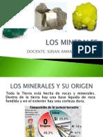 Los Minerales