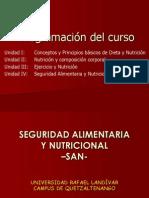Generalidades Seguridad Alimentaria