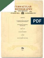 Vernacular Photography