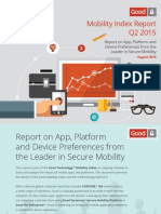 Good Technology Q2 2015