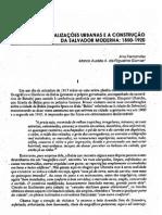 FERNANDES Ana e GOMES Marco Aurelio a. de Filgueiras Salvador-1850-1920