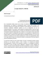 BONAUDO- ZONGZONI, Cuando disciplinar fue ocupar.pdf