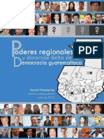 Poderes Regionales y Distorsion de La Democracia (PDF-COLOR)