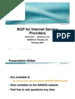 Nanog27 Bgp Intro