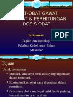 13 - Obat Gawat Darurat&Dosis