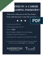 Ameristar Dealer Training Flyer Draft
