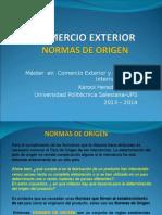 Capitulo v-normas de Origen(1)