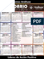 Calendario Universitario