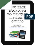 top literacy ipad apps