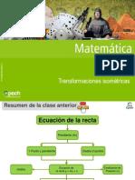 Clase 27 Transformaciones Isométricas (ESTÁNDAR)(Full Permission)