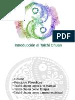 Charla Taichi Chuan