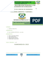 INFORME PREPARACION DE SOLUCIONES APARTIR DESOLUCIONES MAS CONCENTRADAS
