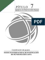 Coord Grupos_3aEd_07 Los Modelos Pedagógicos
