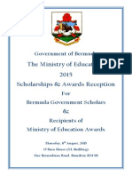 Bda Scholarship Book 2015