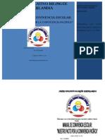 Manual de Convivencia Escolar PDF