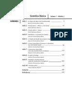Cederj Genetica Basica Modulo 1
