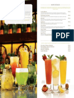 Drinks Menu 0