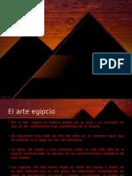 Presentacion Arte Egipcio