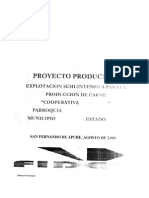 57518 Explotacion Semi-Intensiva Para La Produccion de Carne