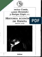 Historia Economica Espa__a Siglos X-XX Licenciatura Economia Uned.ocr