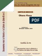 Obara Iroso