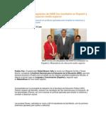 08-08-2015 Puebla Noticias - RMV Revisa Con Integrantes Del INEE Los Resultados en Español y Matemáticas de Educación Media Superior