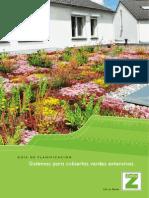 Sistemas para cubiertas verdes extensivas s Extensivas