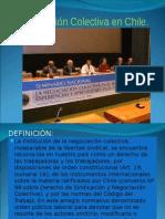 Negociación Colectiva en Chile