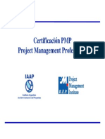 IAAP Examen Certificacion PMP PMI Requisitos