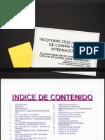 Incoterms 2010 y Contrato de Compraven Tainternacional