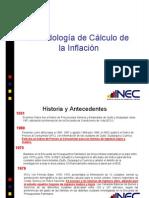 9.1. Metodología Cálculo Inflación