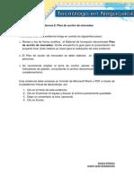 Evidencia 8 Plan de Accion Del Mercadeo DIANA PINEDA Y DAISY RODRIGUEZ