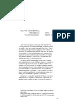 2 - Hugo Moldiz - Bolivia Crisis Estatal y Proceso de Transformación