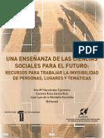 Una enseñanza de las Ciencias Sociales para el Futuro. Hernandez Carretero
