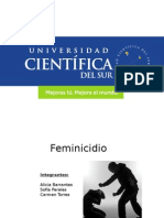 Expo Feminicidio