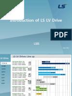 2. LS LV Drive Introduction_2013 June