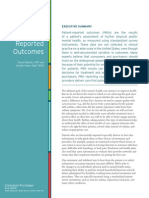 C-P Alliance Patient-Reported Outcomes