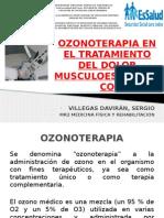 Ozonoterapia en el dolor musculoesquelético
