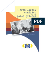 The Arab Israel Conflict and Peace Process Booklet