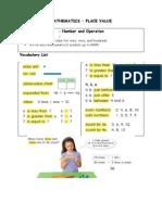 math practice place value 2