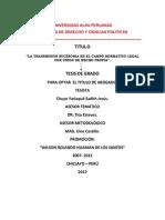 77466212 Esquema de Plan de Tesis Auto Guard Ado