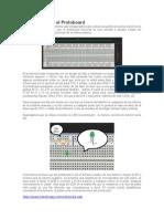 Cómo Funciona El Protoboard